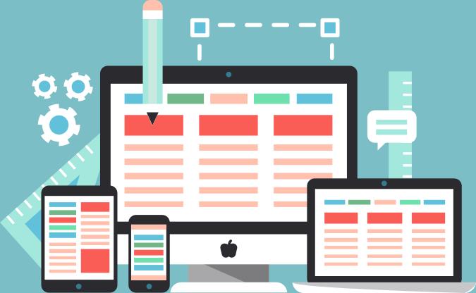 responsive wordpress weboldal készítés