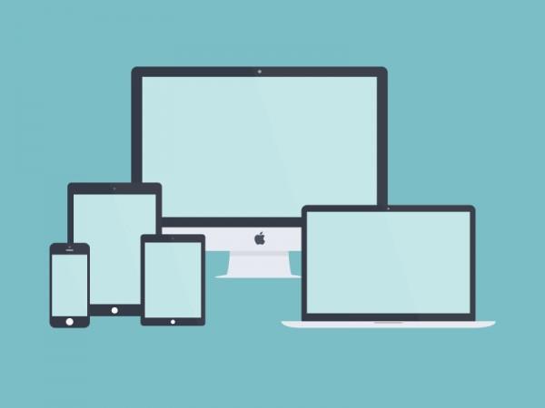 Reszponzív wordpress weboldal design