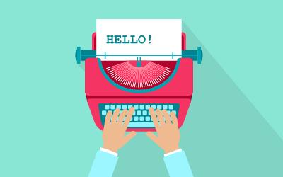 Diktálás és weboldal szövegírás a végletekig leegyszerűsítve