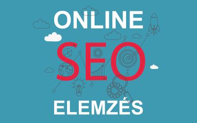 Díjmentes online SEO elemzés